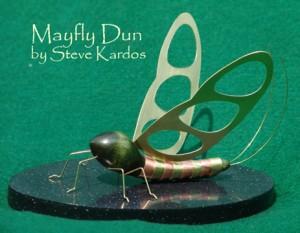 Mayfly Dun by Steve Kardos